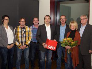 SPD Völklingen mit neuem Führungsteam 2015