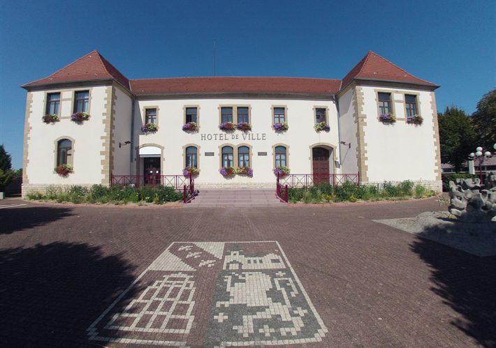 Mairie de L'Hopital Ⓒ Ville de L'Hopital